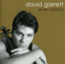David Garrett - Pure Classics [New CD]