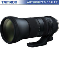 Tamron SP 150-600mm F/5-6.3 Di VC USD G2 Zoom Lens for Canon Mounts