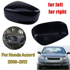 For Honda Accord 2008-2012, L+R Side Rear View Mirror Cover Trim Cap Tool Kit