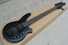 New arrival 5 strings electric bass in black color