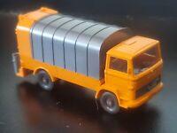 Wiking #640 Mullwagen Refuse Garbage Truck - 1:87 HO Scale