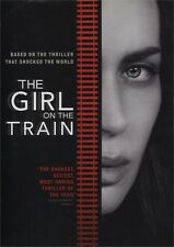 The Girl on the Train (DVD, 2016)