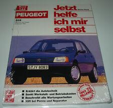Reparaturanleitung Peugeot 205 Benzin + Diesel ab Baujahr Januar 1983 NEU!