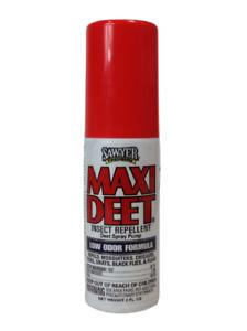 Sawyer MAXI DEET 100% DEET Insect Repellent