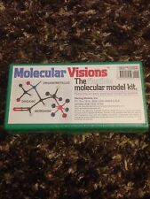 Molecular Visions The Flexible Molecular Model Kit NEW Sealed