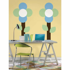 "Wall POPS!  oh Pear Green ~Peel, Stick & Move ~ Purchase is  5 - 13"" Green Dots"