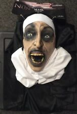 THE CONJURING UNIVERSE THE NUN MASK NEW WITH TAGS. BEST ON MARKET