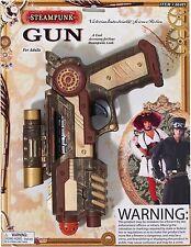pour hommes femmes Steampunk occidental Cosplay Pistolet costume déguisement