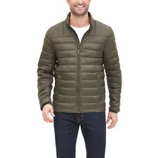Tommy Hilfiger Mens Packable Down Jacket Puffer Water...