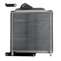 Heavy Duty Transmission Oil Cooler Kit to suit Toyota FJ Cruiser with 5 Speed