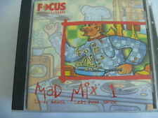 MAD MIX LO FI BEATS  P CONNER J THOMPSON FOCUS  RARE LIBRARY SOUNDS MUSIC CD