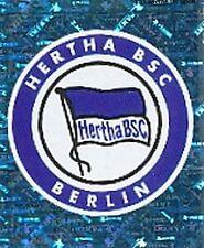 N°009 LOGO BADGE # HERTHA.BSC STICKER PANINI BUNDESLIGA FUSSBALL 2008