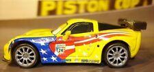 CARS 2 - JEFF GORVETTE - Mattel Disney Pixar Loose