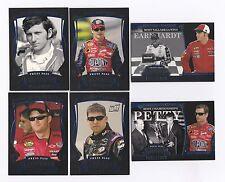 2006 Legends BLUE Complete 50 card set BV$50!! Earnhardt, Johnson, Gordon,  Jr.
