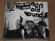 BELLE AND SEBASTIAN - PUSH BARMAN TO OPEN OLD WOUNDS - 2 x CD SIGILLATO (SEALED)