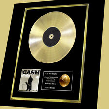 JOHNNY CASH THE LEGEND CD GOLD DISC LP FREE P+P!