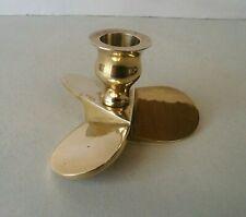 Propellerleuchter mit Glas Windlicht Leuchter Propeller