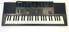 Yamaha PortaSound PSS-280 Keyboard (With AC adapter) Works Great! 100+ Sounds!