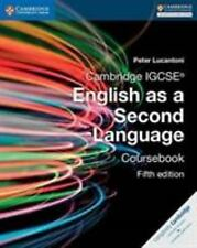 Cambridge International IGCSE: English as a Second Language by Peter...