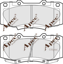 FRONT BRAKE PADS FOR TOYOTA HILUX GENUINE APEC PAD1840