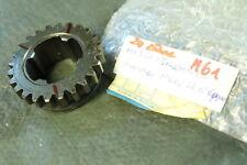 M61) piaggio ape mp 501 550 600 Marcha Atrás Piñón 111350 Reverse Gear 24z