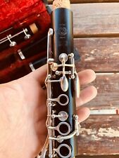 Awesome Selmer 10 Series Clarinet Professionally Overhalued