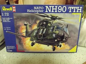 Revell Nato Helicopter NH90 TTH. 1/72.