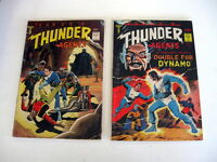 *THUNDER AGENTS (Tower) #1-20 LOT 15 Books Guide $164.50 Wally Wood