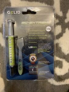 Gelid GC-Extreme 3.5gram Thermal Compound (TC-GC-03-A)