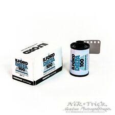 Ilford Delta 100 Professional 35mm B&W Film ~ 36Exp ~ Fresh UK Stock