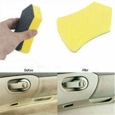 Nano Cleaning Brush Car Leather Seat Care Cleaner Auto Interior Wash Tool New