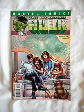 THE INCREDIBLE HULK VOLUME 3 N°27 VO EXCELLENT ETAT / NEAR MINT / MINT