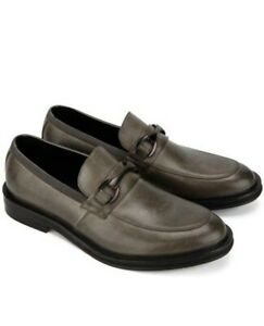Reaction Kenneth Cole Strive Slip On B Grey Shoes Size 10