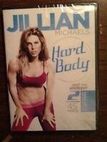 JILLIAN MICHAELS~Hard Body~Get the edge 2~body blasting calorie burning workout