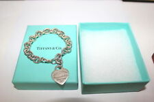Tiffany & Co. Chain Sterling Silver Fine Bracelets
