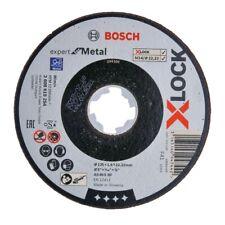 Bosch X-LOCK Trennscheibe 125x2,5x22,23mm Expert for Metal für Winkelschleifer