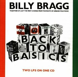 Billy Bragg : Back to Basics CD Value Guaranteed from eBay's biggest seller!