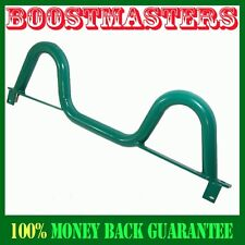 For 1990-2005 Mazda Miata GREEN Sport Chassis Stabilized Rear Dual Hoop Roll Bar