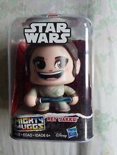 Hasbro - Star Wars Mighty Muggs - Lootcrate Exclusive - Rey (Jakku) - Happy Face