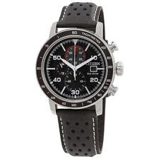 Citizen Brycen Chronograph Black Dial Mens Watch CA0649-14E