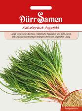 Salzkraut Agretti Saatgut von Dürr-Samen
