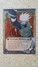 "Naruto Kakashi Hatake ""Detection of the Movement"" - 473 - Super Rare NM"