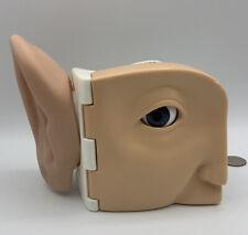 1995 Magic School Bus Body Safari Ear Works medical science educ toy set