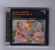 2X SACD DSD (NEW) MAHLER MIHOKO FUJIMURA SYMPHONY #3