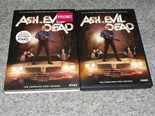Ash vs Evil Dead: Complete First Season 1 One (Dvd, 2016, 2-Disc Set) Starz Tv