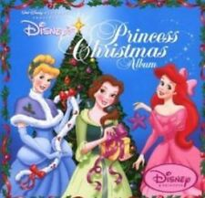 Disney Princess Christmas - Various Artists (NEW CD)