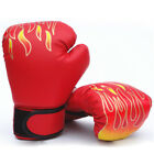 enfants Feu Gants de boxe entraînement coups Entraînement Combat pour âge 7-12