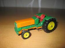 Siku V287 Hanomag-Zugschlepper grün-orange