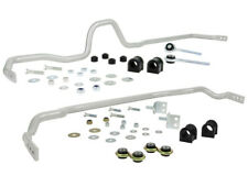 Whiteline BNK004M Sway Bar Kit Front & Rear fits Nissan 180SX/Silvia S13