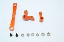 GPM TA6048-OR Alloy Steering Assembly ( Orange ) TAMIYA TA06
